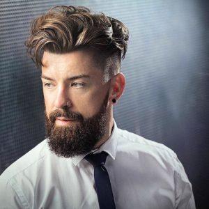 tren model rambut pria