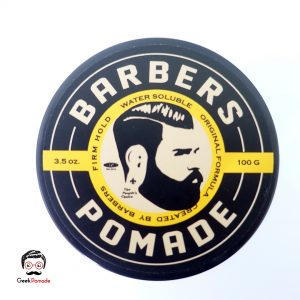 barbers pomade firm hold
