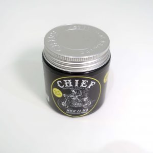 chief pomade solid black