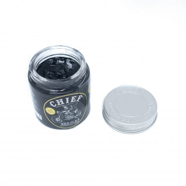 CHIEF POMADE SOLID BLACK WATERBASED