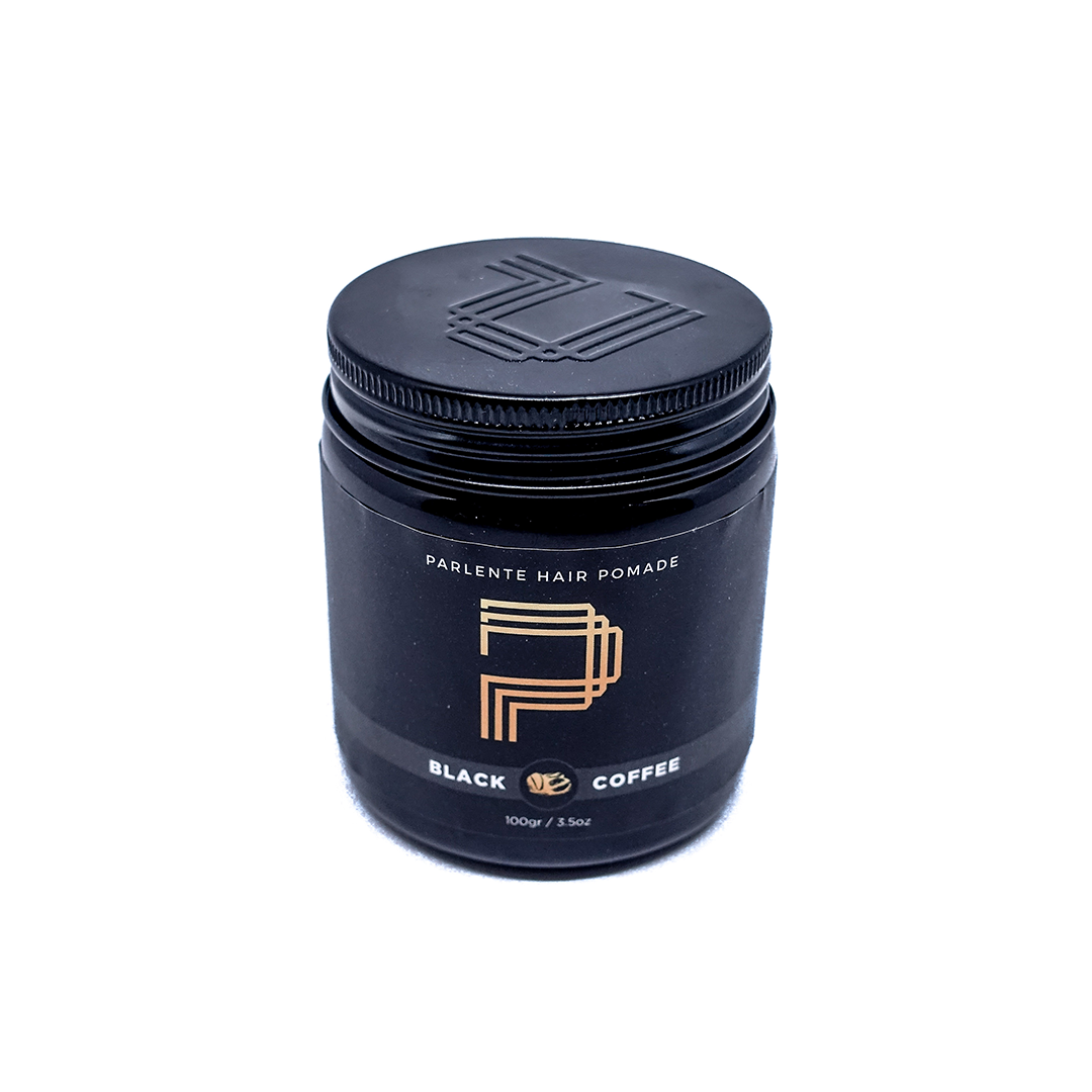Parlente Pomade Black Coffee