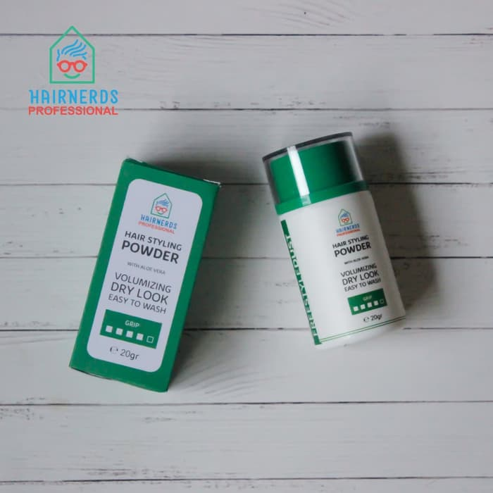 Hairnerds Professional Freestyle Dust Powder