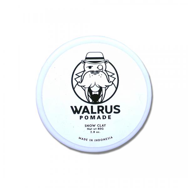 Walrus Snow Clay