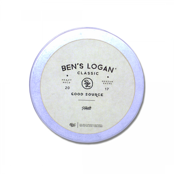Ben's Logan Classic White Waterbased Pomade