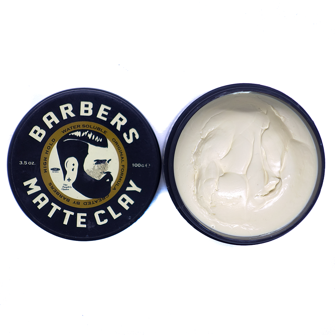 Barbers Matte Clay