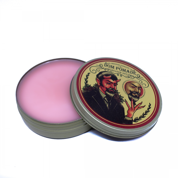 Dom Greaser Devil Oil Based Pomade