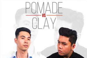 pomade dan clay
